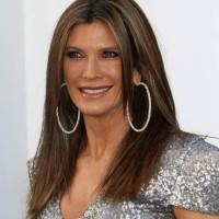 Hoop Earrings for square face shape Julie Moran 2013