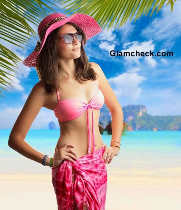 How to Look Beautiful on Beach