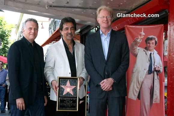 Joe Mantegna Accepts Peter Falks Posthumous Walk of Fame Star