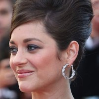 Marion Cotillard Retro Beehive Hairstyle at Cannes 2013