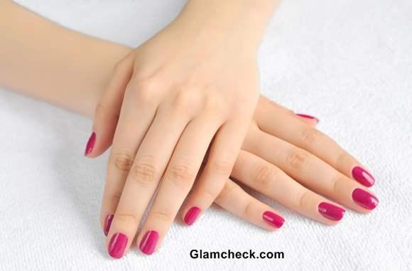 Mature Pink Nail Polish Shades