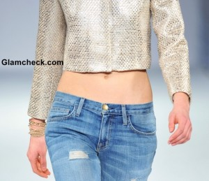 Metallic Crop Jacket – Style Pick of The Day