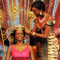 Miss Ghana 2013 is Giuseppina Baafi