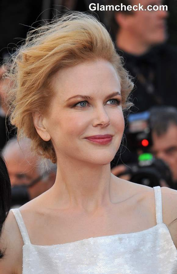 Nicole Kidman Hairstyle at 2013 Cannes