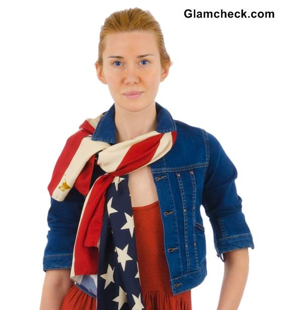 Patriotic dressing themes and tips Miss American Pie