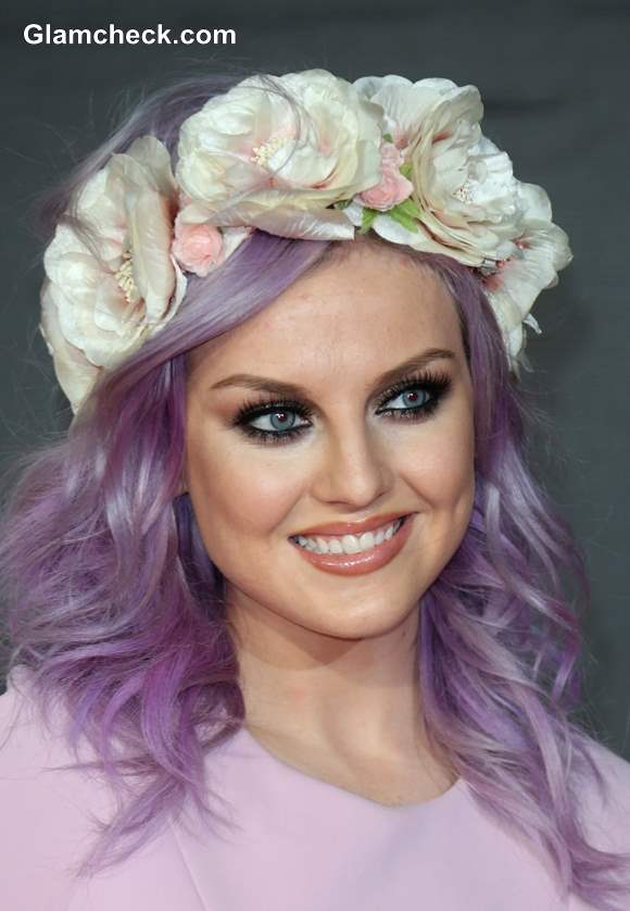 Lilac Lovely Perrie Edwards Ethereal Hue Fantastical Headband