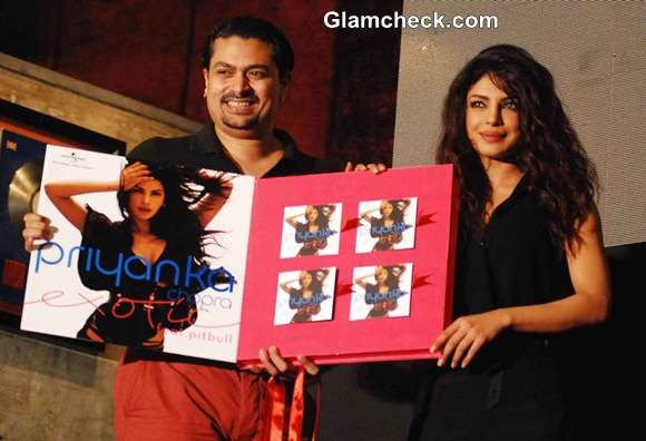 Priyanka Chopra Releases latest Single Exotic