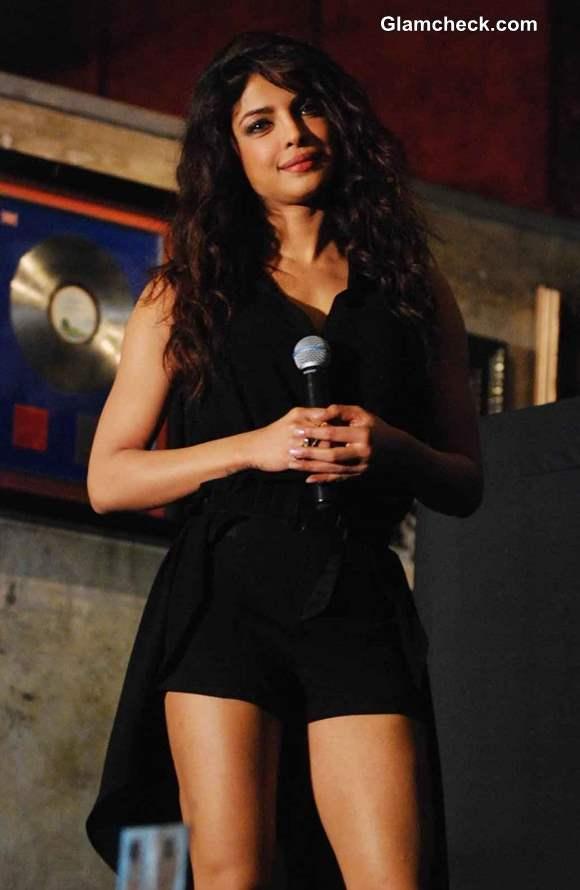 Priyanka Chopra latest Single Exotic 2013