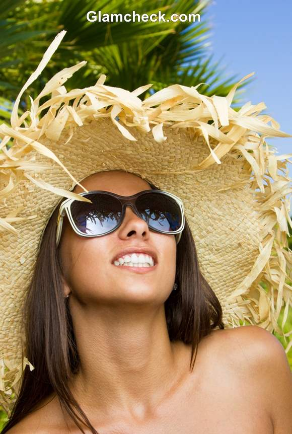Straw Brim Hats for Summers