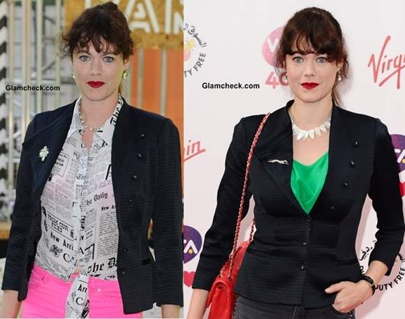Style Inspiration 2 Cool Ways to Style your Black Blazer like Jasmine Guinness