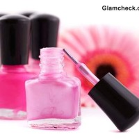 Various shades of Pink Nail polish