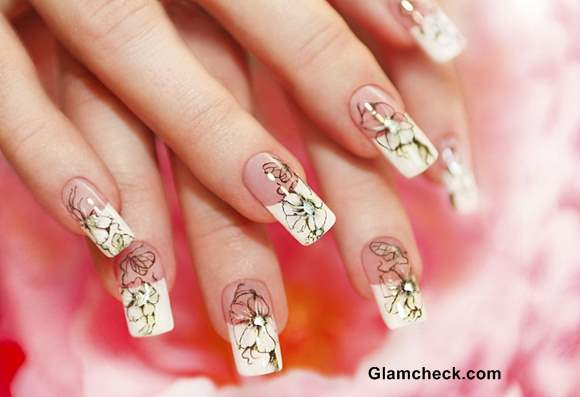 Wedding Nail Art Ideas Manicure