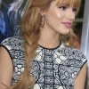 Celeb Hairstyle and Look - Bella Thorne in Side Plait