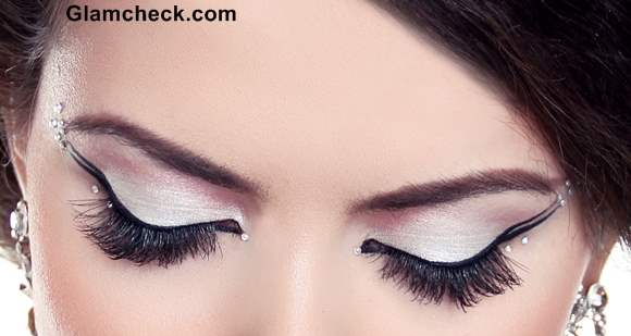 Double Winged Eyeliner How to Eye Makeup