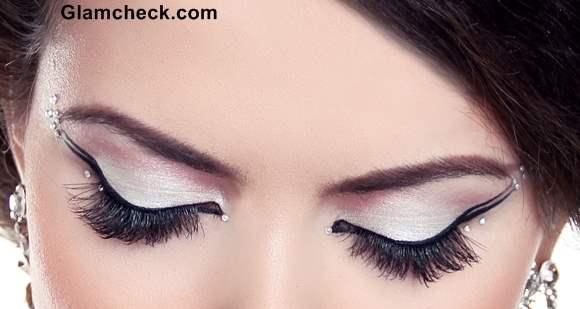 Double Winged Eyeliner How to Eye Makeup