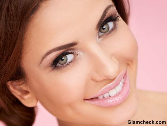 Everyday College Hairstyle and Makeup for girls