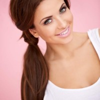 Everyday College Hairstyle for girls