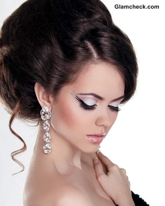 Eye Makeup Double Winged Eyeliner