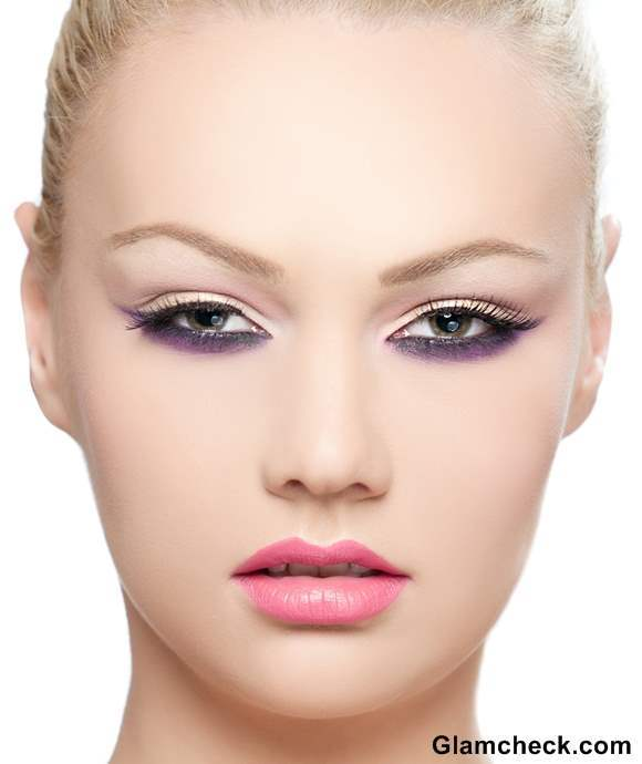 Eye makeup to Make Eyes Look Bigger