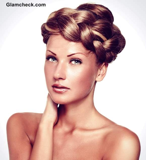 Hairstyle Chunky Plait