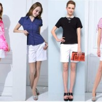How to wear White Shorts Styling Tips