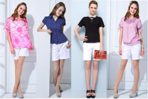 White Shorts Styling Tips – Wardrobe Must Have