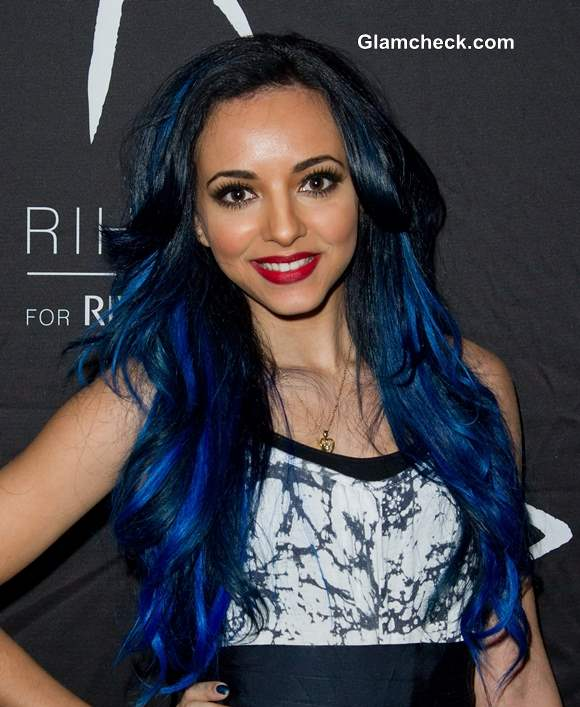 Celeb Hair Color The Many Shades Of Jade Thirlwall S Hair