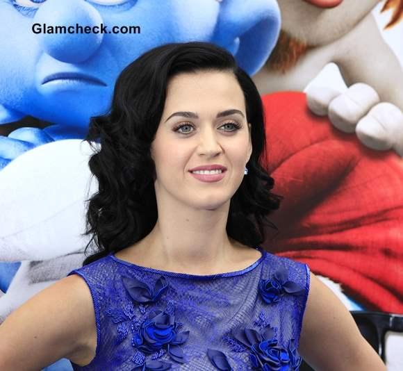 Katy Perry 2013 at Smurfs 2 Premiere