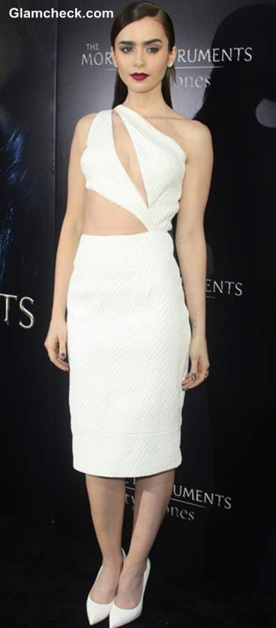 Celeb Trend Alert 2013 Cutout Dresses