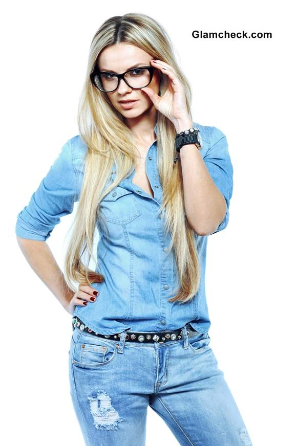 Rock the Look Denim Geek