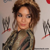 Ciara Harris\'s unique take on Fishtail Braids