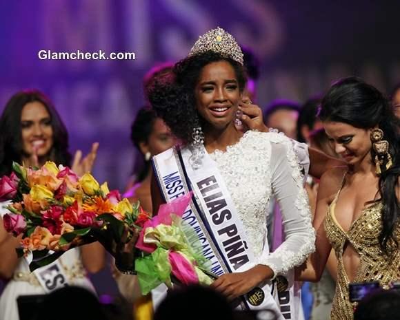 Yaritza Reyes Crowned Miss Dominican Republic 2013