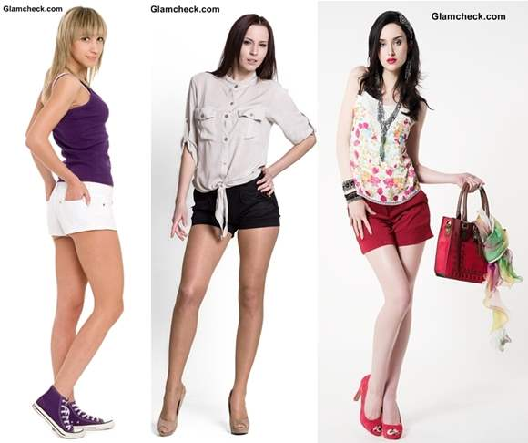 Colored Shorts for every occasion