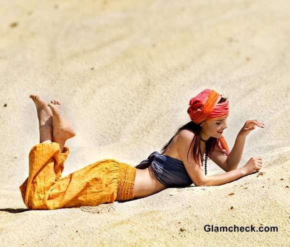 How to Rock the Desert Beauty Look