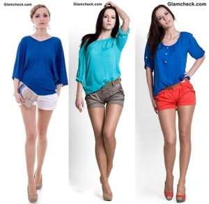 Colored Shorts – How to Wear
