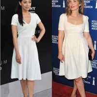 Style Inspiration - Lady-like Dressing in White Dress
