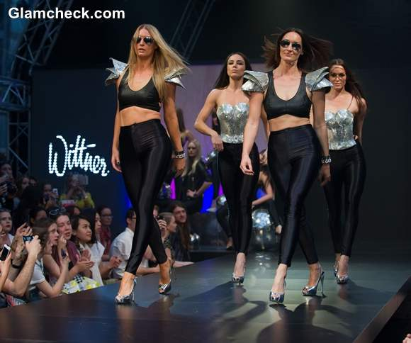 Wittner shoes Collection at Melbourne Spring Fashion Week 2013