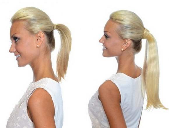 Additional Lengths Hair Extensions