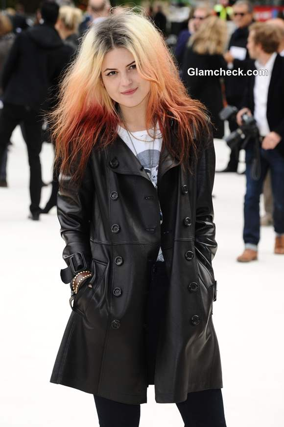 Alison Mosshart Hair color 2013