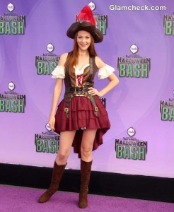 Anna Easteden Halloween 2013