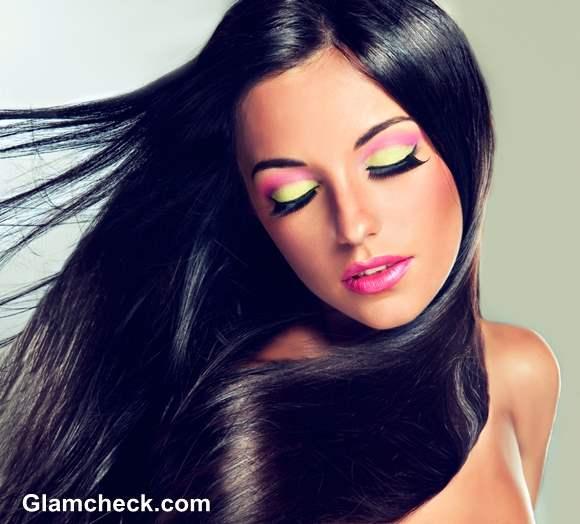 Color Blocking Eye Makeup