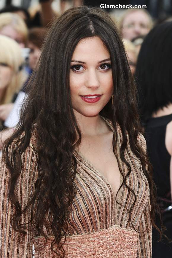 Eliza Doolittle Curly Hair Pictures