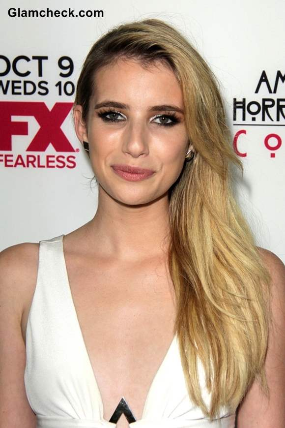 Emma Roberts at 'American Horror Story Coven' Premiere