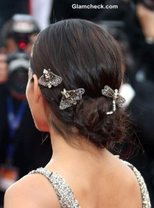 Hair Accessory Pick – Freida Pinto's To-die-for Hair Clips