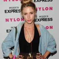 Gillian Zinser style inspiration How to Wea Denim with Animal Prints