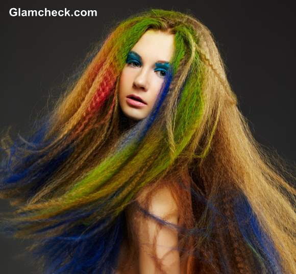 Hair Care Routine for Colored Hair dos and donts