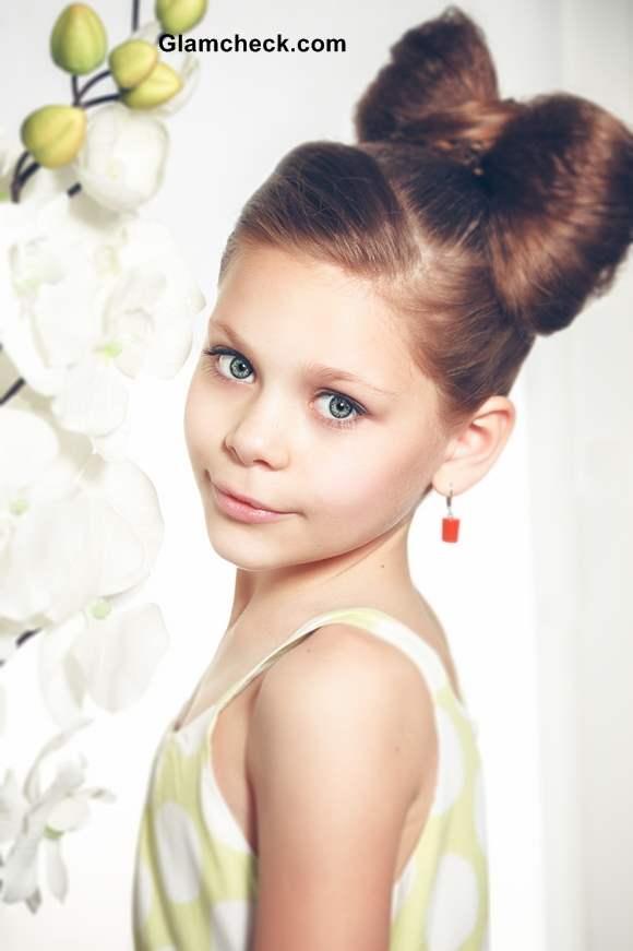 Little Girl Hairdo Tutorials 52