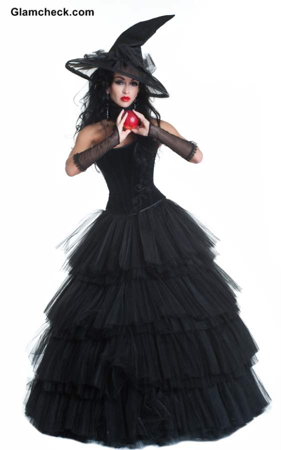 Halloween Costume Ideas - Witch
