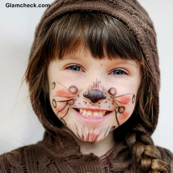 Gallery For gt Cute Halloween Makeup Ideas Kids