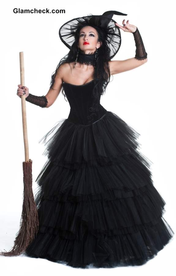 Halloween Costume Witch  sc 1 st  Glamcheck & Halloween Costume Ideas - Witch